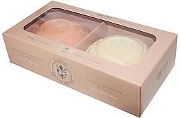 """Voňavky, Parfémy, kozmetika Mydlová sada """"Vanilla and Rose"""" - Gori 1919 Floreal Vanilla & Rose (soap/2 x 150 g)"""