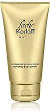 Voňavky, Parfémy, kozmetika Korloff Paris Lady Korloff - Mlieko pre telo