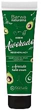 Voňavky, Parfémy, kozmetika Regeneračný krém na ruky a nechty - Barwa Natural Avocado Hand Cream