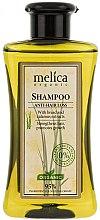 """Voňavky, Parfémy, kozmetika Šampón na vlasy """"Výživný"""" proti vypadávaniu vlasov - Melica Organic Anti-hair Loss Shampoo"""