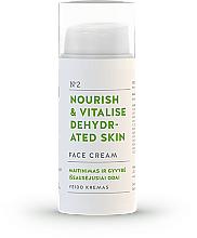 """Voňavky, Parfémy, kozmetika Krém na tvár """"Výživa a obnova"""" - You & Oil Nourish & Vitalise Dehydrated Skin Face Cream"""