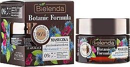 Voňavky, Parfémy, kozmetika Maska na tvár - Bielenda Botanic Formula Black Seed Oil + Cistus Anti-Wrinkle Face Mask