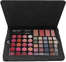 Voňavky, Parfémy, kozmetika Paleta na make-up - Cosmetic 2K iCatching Pad Palette Black