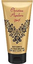 Voňavky, Parfémy, kozmetika Christina Aguilera Glam X Shower Gel - Sprchový gél