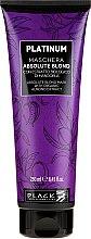 Voňavky, Parfémy, kozmetika Maska pre blond vlasy - Black Professional Line Platinum Absolute Blond Mask