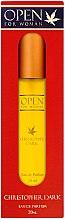 Voňavky, Parfémy, kozmetika Christopher Dark Open - Parfumovaná voda (mini)