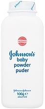 Voňavky, Parfémy, kozmetika Detský púder - Johnson's Baby