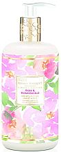 Voňavky, Parfémy, kozmetika Tekuté mydlo na ruky - Baylis & Harding Royale Bouquet Rose and Honeysuckle Hand Wash