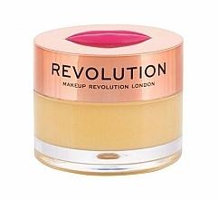 """Voňavky, Parfémy, kozmetika Balzamová maska na pery """"Ananásový džús"""" - Makeup Revolution Kiss Lip Balm Pineapple Crush"""