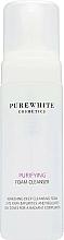 Voňavky, Parfémy, kozmetika Čistiaca pena na umývanie - Pure White Cosmetics Purifying Foam Cleanser