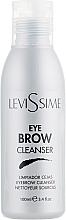 Voňavky, Parfémy, kozmetika Čistiaci prípravok na pokožku pred farbením - LeviSsime Eye Brow Cleanser