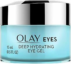 Voňavky, Parfémy, kozmetika Hydratačný gél na viečka - Olay Eyes Deep Hydrating Gel