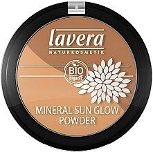 Voňavky, Parfémy, kozmetika Minerálny dvojitý ppder na tvár - Lavera Mineral Sun Glow Powder