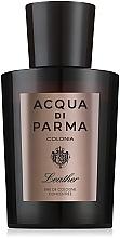 Voňavky, Parfémy, kozmetika Acqua di Parma Colonia Leather Eau de Cologne Concentrée - Kolínska voda
