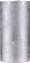 Voňavky, Parfémy, kozmetika Prírodná sviečka, 15 cm - Ringa Silver Glow Candle