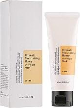 Voňavky, Parfémy, kozmetika Nočná maska s extraktom z propolisu - Cosrx Ultimate Moisturizing Honey Onvernight Mask
