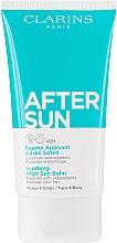 Voňavky, Parfémy, kozmetika Upokojujúci balzam po opaľovaní na tvár a telo - Clarins Soothing After Sun Balm 48H