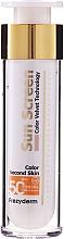 Voňavky, Parfémy, kozmetika Krém na tvár s SPF ochranou - Frezyderm Sun Screen Color Velvet Face Cream SPF 50+