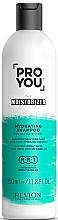 Voňavky, Parfémy, kozmetika Hydratačný šampón - Revlon Professional Pro You The Moisturizer Shampoo