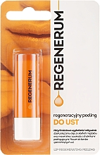 Voňavky, Parfémy, kozmetika Regeneračný peeling na pery - Aflofarm Regenerum Lip Peeling