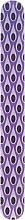Voňavky, Parfémy, kozmetika Pilník na nechty 2061, fialový - Donegal