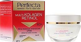 Voňavky, Parfémy, kozmetika Krém na tvár - Dax Cosmetics Perfecta Multi-Collagen Retinol Face Cream 60+