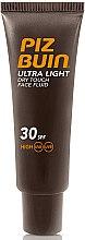 Voňavky, Parfémy, kozmetika Fluid pre tvár - Piz Buin Ultra Light Dry Touch SPF30