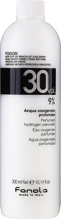 Emulzné oxidačné činidlo - Fanola Acqua Ossigenata Perfumed Hydrogen Peroxide Hair Oxidant 30vol 9%