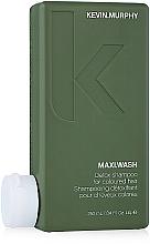 Voňavky, Parfémy, kozmetika Detoxikačný šampón pre farbené vlasy - Kevin.Murphy Maxi.Wash