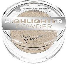 Voňavky, Parfémy, kozmetika Púder na tvár - Bell HYPOAllergenic Highlighter Powder by Marcelina