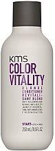 Voňavky, Parfémy, kozmetika Kondicionér pre svetlé vlasy - KMS California Colour Vitality Blonde Conditioner
