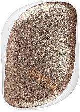 Kompaktná kefa na vlasy - Tangle Teezer Compact Styler Glitter Gold — Obrázky N3