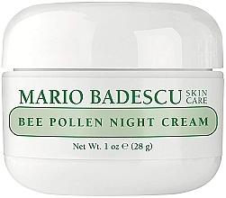 Voňavky, Parfémy, kozmetika Nočný krém na tvár s včelím peľom - Mario Badescu Bee Pollen Night Cream