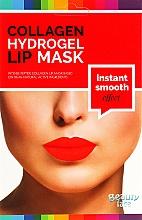 Voňavky, Parfémy, kozmetika Kolagénová hydrogélová maska na pery - Beauty Face Wrinkle Smooth Effect Collagen Hydrogel Lip Mask