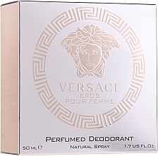 Voňavky, Parfémy, kozmetika Versace Eros Pour Femme - Deodorant