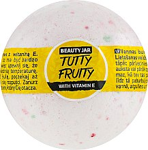 Voňavky, Parfémy, kozmetika Bomba do kupeľa s vitamínom E - Beauty Jar Tutty Fruity