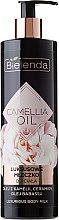 Voňavky, Parfémy, kozmetika Telové mlieko - Bielenda Camellia Oil Luxurious Body Milk