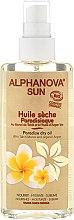 Voňavky, Parfémy, kozmetika Suchý telový olej - Alphanova Sun Dry Oil