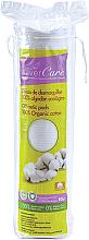 Voňavky, Parfémy, kozmetika Odličovacie vatové tampóny, 80 ks - Silver Care Cotton Squares