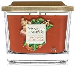 Vonná sviečka - Yankee Candle Elevation Sweet Orange Spice — Obrázky N2