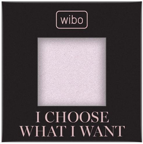 Púder-rozjasňovač na tvár - Wibo I Choose What I Want Shimmer (náhradná jednotka)