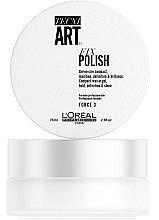 Voňavky, Parfémy, kozmetika Gél-vosk na vytváranie textúry na krátkych vlasoch - L'Oreal Professionnel Tecni.Art Fix Polish Gel-Wax