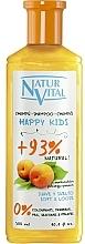 Voňavky, Parfémy, kozmetika Šampón pre deti - Natur Vital Happy Kids Hair Shampoo