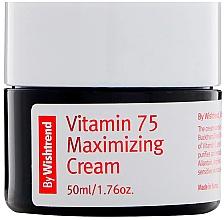 Voňavky, Parfémy, kozmetika Vitamínový krém na tvár s extraktom z rakytníka - By Wishtrend Vitamin 75 Maximizing Cream