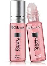 Voňavky, Parfémy, kozmetika Olej na nechty a kožičku - Silcare The Garden of Colour Cuticle Oil Roll On Flower Power