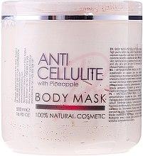 Voňavky, Parfémy, kozmetika Maska na telo - Sezmar Collection Professional Body Mask Anti Cellulite With Pineapple