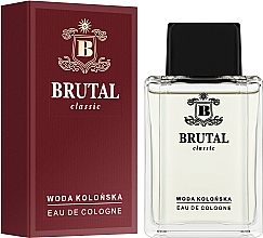 Voňavky, Parfémy, kozmetika La Rive Brutal Classic - Kolínska voda