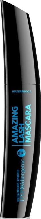 Vodotesná maskara - Bell HYPOAllergenic Amazing Lash Mascara Waterproof