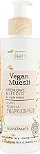 Voňavky, Parfémy, kozmetika Hydratačné mlieko na umývanie - Bielenda Vegan Muesli Moisturizing Face Cleaning Milk