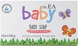 Voňavky, Parfémy, kozmetika Detské mydlo - Dr.EA Baby Soap